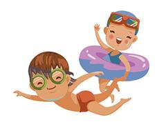 プール&水遊び